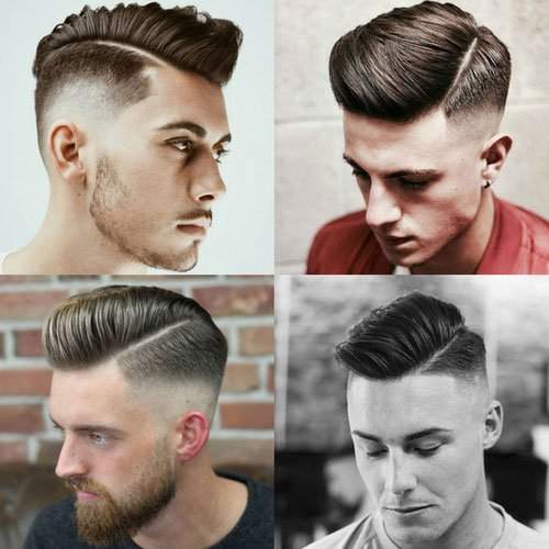 Which Side Should I Part My Hair Men S Hairstyles
